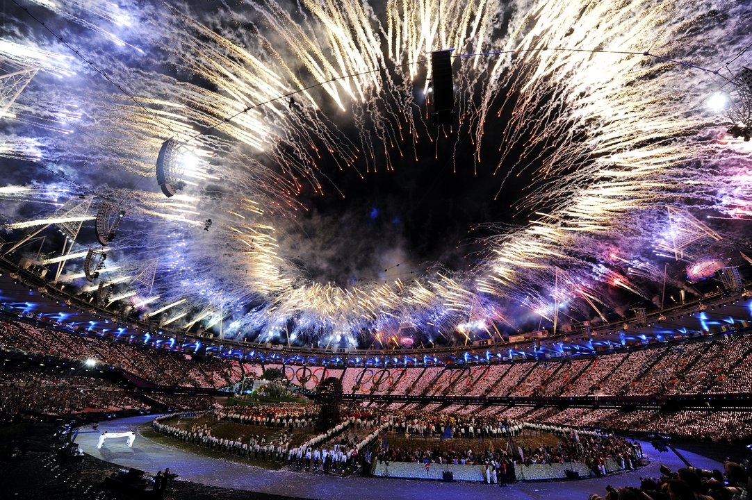 Olympische Winterspiele 2018 In Pyeongchang Pompös Eröffnet Salzburg24